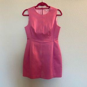 Ports 1961 mini pink dress